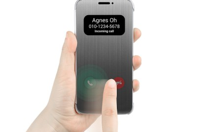 LG Electronics Quick Cover Case
