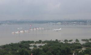 Chennai_Airport during 2015 flood