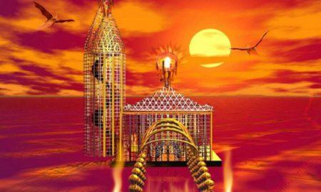 Fire Temple Sci-Fi