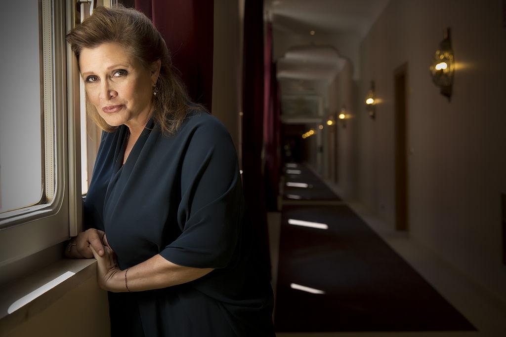 Actress_Carrie_Fisher_©_Riccardo_Ghilardi_photographer