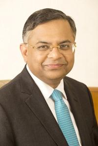 Chandrasekaran , Tata