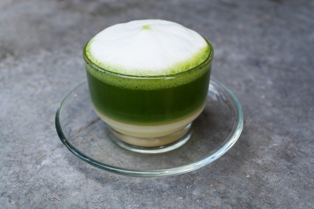 conjunctivitis, green tea