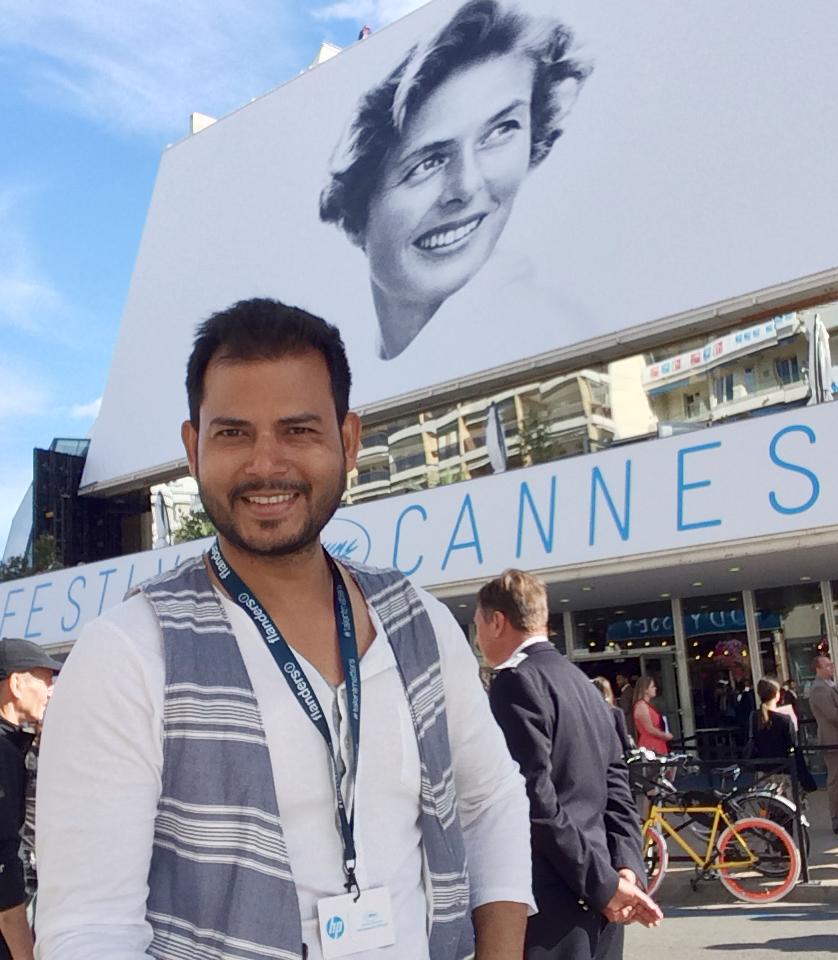 Jitendra Mishra, Cannes , Cannes Film Festival