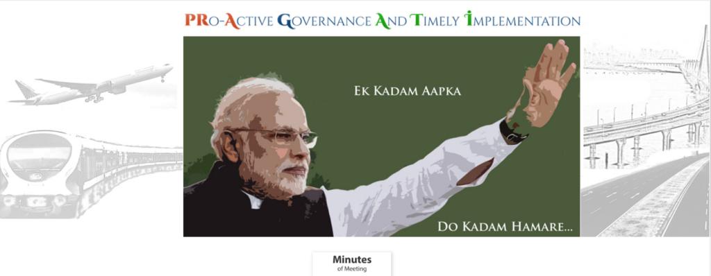 'reforms, governance, Pragati