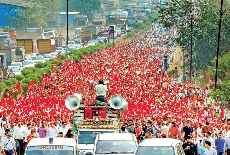 Kisan Long March: Why are Maharashtra farmers protesting