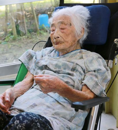 10 things about world's oldest person Nabi Tajima